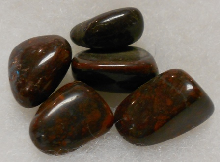 Brecciated Jasper Gemstones